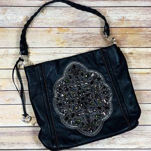 Brighton Anju Embellished Designer Shoulder Bag